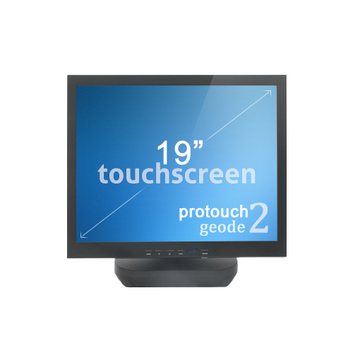 19″ Geode 2 Touchscreen